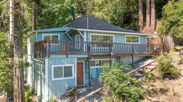17850 Hwy 116, Guerneville, CA 95446 (#321033975) :: RE/MAX GOLD