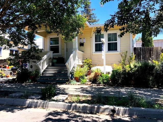 1428 Brown Street, Napa, CA 94559 (#321032926) :: Team O'Brien Real Estate