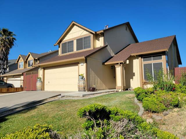 526 Somerville Circle, Vacaville, CA 95687 (#321035364) :: The Abramowicz Group