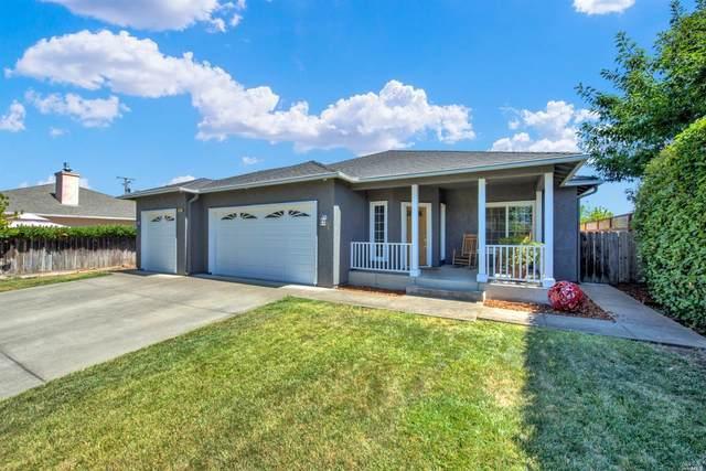 3321 Linda Vista Avenue, Napa, CA 94558 (#321037254) :: Golden Gate Sotheby's International Realty