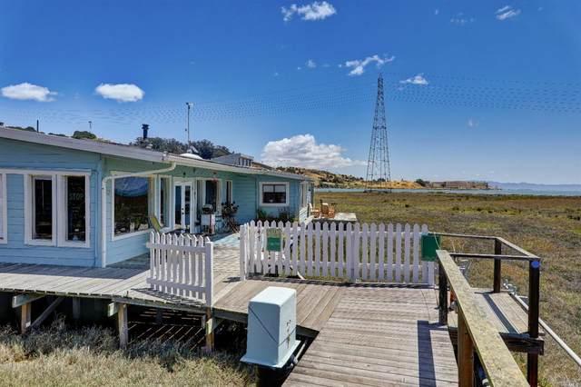 147 Greenbrae Boardwalk, Greenbrae, CA 94904 (#321042542) :: Team O'Brien Real Estate