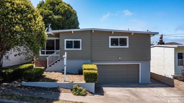 238 Hillside Drive, Pacifica, CA 94044 (#421558988) :: Golden Gate Sotheby's International Realty