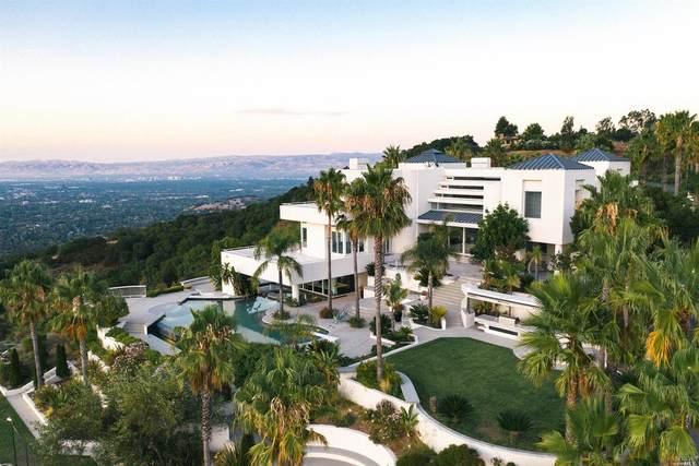 16450 Aztec Ridge Drive, Los Gatos, CA 95030 (#321066261) :: Rapisarda Real Estate