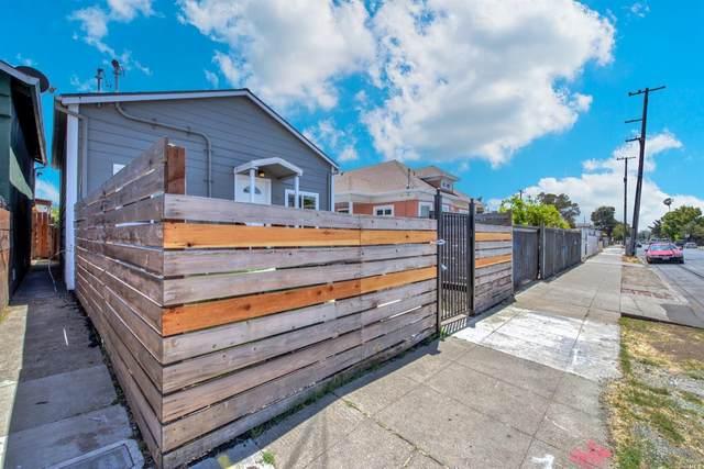 2116 Seminary Avenue, Oakland, CA 94621 (#321064622) :: Hiraeth Homes