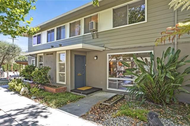 1048 Los Gamos E, San Rafael, CA 94903 (#321079102) :: Lisa Perotti | Corcoran Global Living