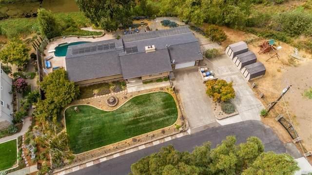 1159 Petra Drive, Napa, CA 94558 (MLS #321091014) :: Jimmy Castro Real Estate Group