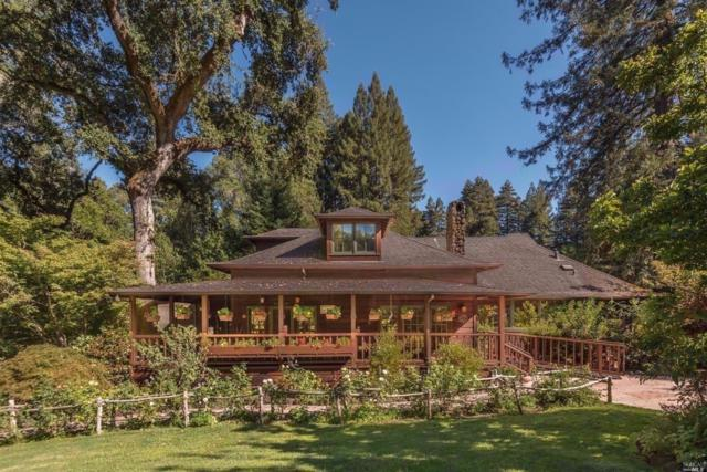 7930 Sonoma Mountain Road, Glen Ellen, CA 95442 (#21719497) :: RE/MAX PROs
