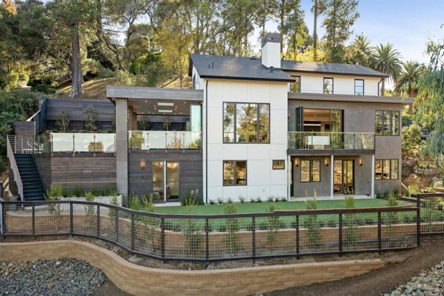 516 Chapman Drive, Corte Madera, CA 94925 (#21828000) :: Rapisarda Real Estate