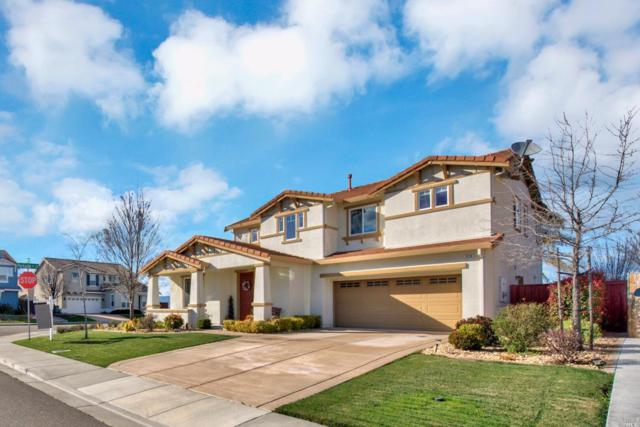 379 Frisbie Circle, Vacaville, CA 95688 (#21829660) :: W Real Estate | Luxury Team