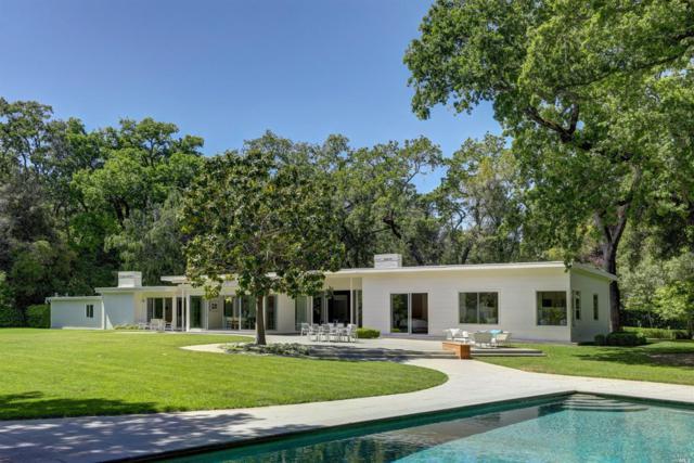 1 Ames Avenue, Ross, CA 94957 (#21907109) :: Intero Real Estate Services