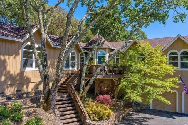 4556 Keiser Ranch Road, Glen Ellen, CA 95442 (#22002136) :: RE/MAX GOLD