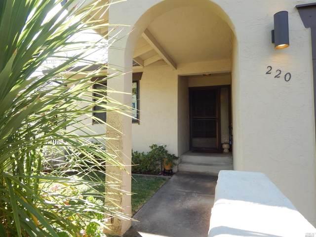 220 Vista Court, Yountville, CA 94599 (#22003228) :: W Real Estate | Luxury Team
