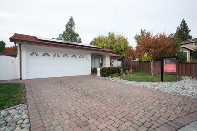 148 N Aurora Way, Vacaville, CA 95688 (#22027546) :: Rapisarda Real Estate