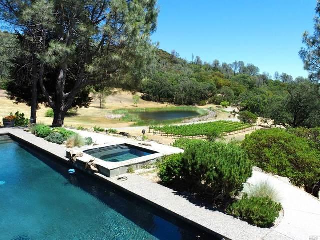 33350 Pine Mountain Road, Cloverdale, CA 95424 (#321053499) :: Hiraeth Homes