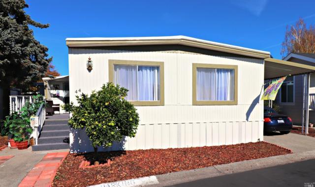 6468 Washington Street #44, Yountville, CA 94599 (#21816025) :: Windermere Hulsey & Associates
