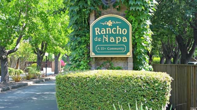 6468 Washington Street #9, Yountville, CA 94599 (#21921265) :: Team O'Brien Real Estate