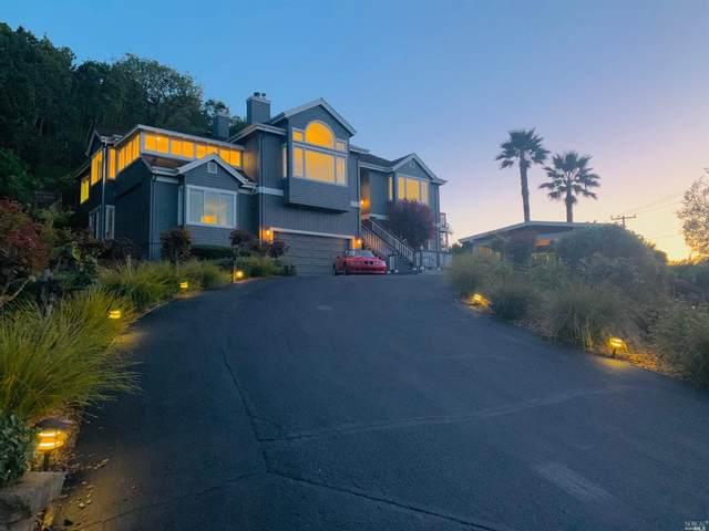 615 Bugeia Lane, Novato, CA 94945 (#22007579) :: Rapisarda Real Estate