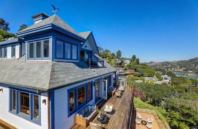 230 Madrona Avenue, Belvedere, CA 94920 (#22024919) :: Hiraeth Homes