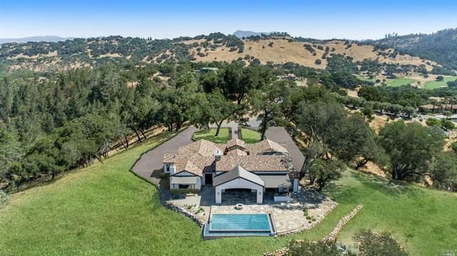 6461 Cottage Ridge Road, Santa Rosa, CA 95403 (#321059310) :: Golden Gate Sotheby's International Realty