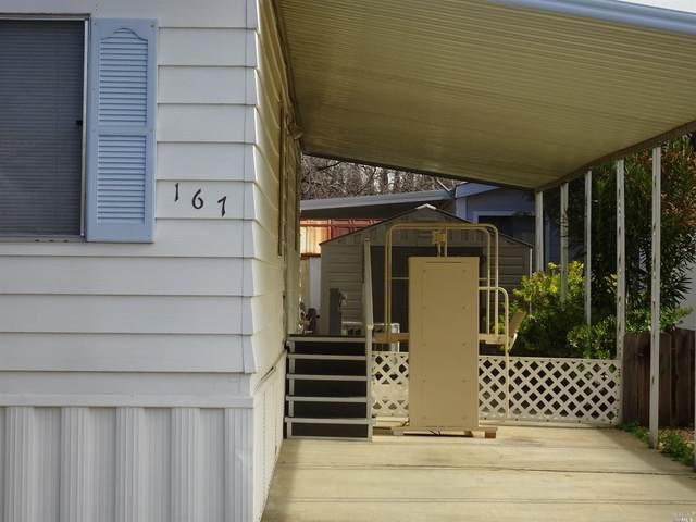 1597 Alamo #167 Drive, Vacaville, CA 95687 (#22031188) :: Rapisarda Real Estate