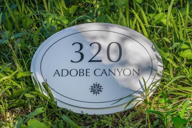 320 Adobe Canyon Road, Kenwood, CA 95452 (#21911464) :: RE/MAX GOLD