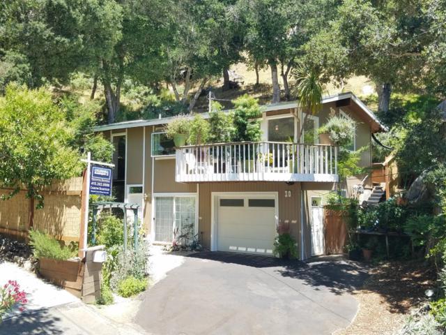 30 Valley Road, Fairfax, CA 94930 (#21909031) :: RE/MAX GOLD