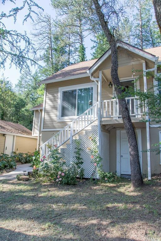 308 College Avenue, Angwin, CA 94508 (#21711492) :: Heritage Sotheby's International Realty