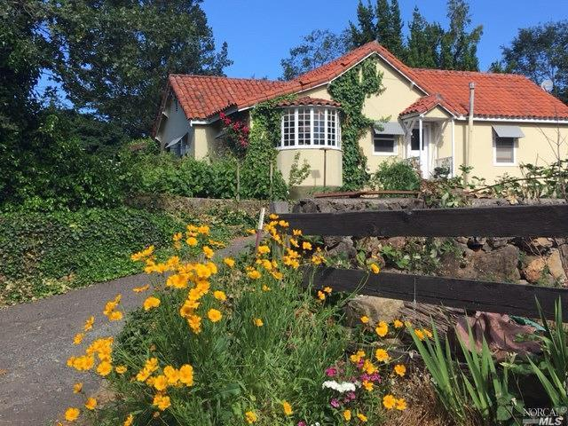 315 White Cottage Road N, Angwin, CA 94508 (#21716943) :: Heritage Sotheby's International Realty