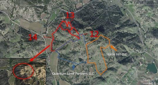 0 Quail Ridge Road, Napa, CA 94558 (#21803374) :: RE/MAX GOLD