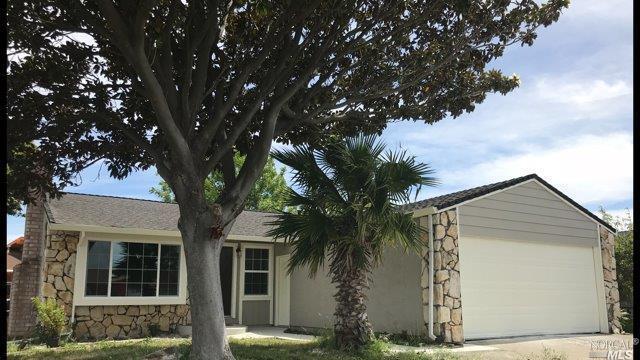 101 Gold Hill Way, Vallejo, CA 94589 (#21811375) :: Ben Kinney Real Estate Team