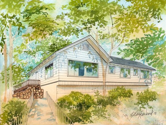 6563 Sir Francis Drake Boulevard, Forest Knolls, CA 94933 (#21822119) :: Ben Kinney Real Estate Team