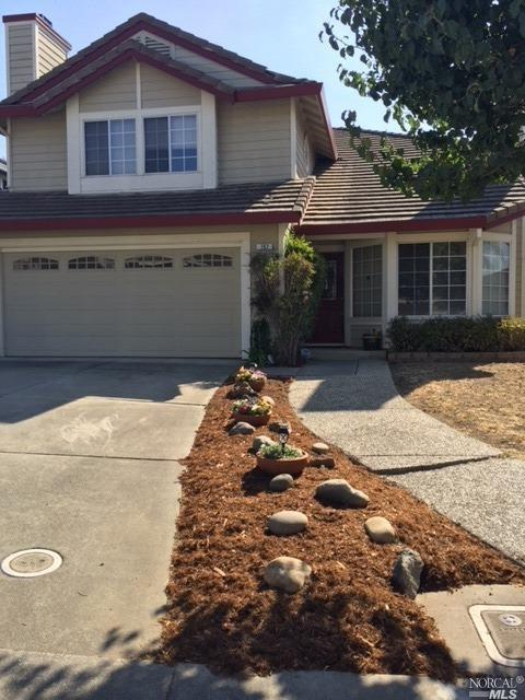 162 Humphrey Lane, Vallejo, CA 94591 (#21823584) :: Windermere Hulsey & Associates