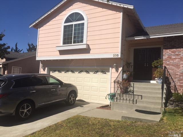 235 Sea Mist Drive, Vallejo, CA 94591 (#21824917) :: Windermere Hulsey & Associates