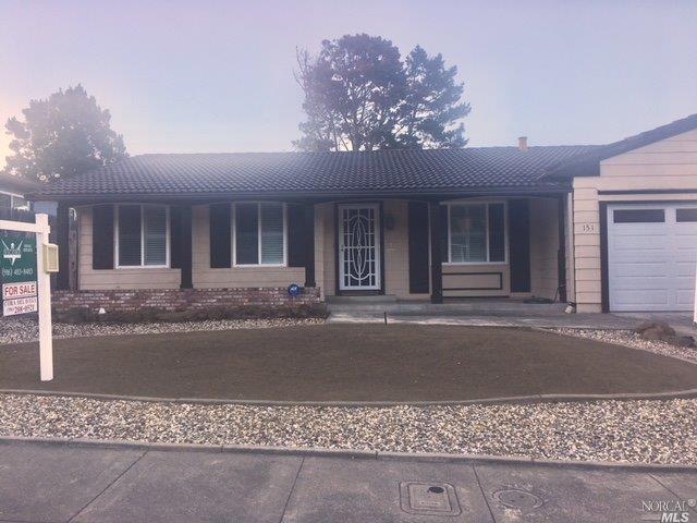 151 Primrose Lane, Vallejo, CA 94591 (#21825075) :: Ben Kinney Real Estate Team