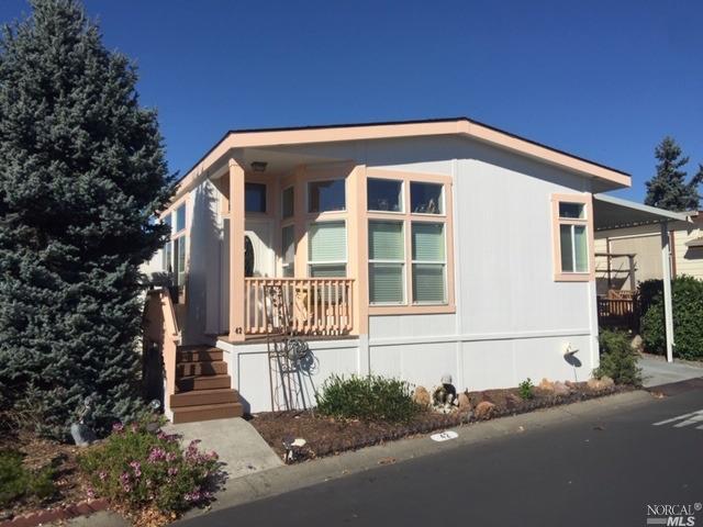 6468 Washington Street #42, Yountville, CA 94599 (#21826061) :: Windermere Hulsey & Associates