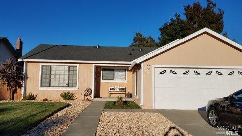 501 Bella Vista Drive, Suisun City, CA 94585 (#21826912) :: Rapisarda Real Estate