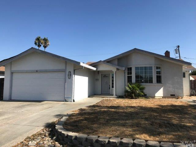 2016 Starling Way, Fairfield, CA 94533 (#21829039) :: Windermere Hulsey & Associates