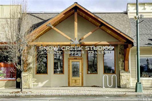416 N Mt. Shasta Boulevard, Mount Shasta, CA 96067 (#21900150) :: Ben Kinney Real Estate Team