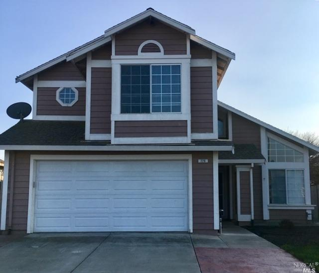 226 Somerville Drive, Vacaville, CA 95687 (#21902130) :: RE/MAX GOLD