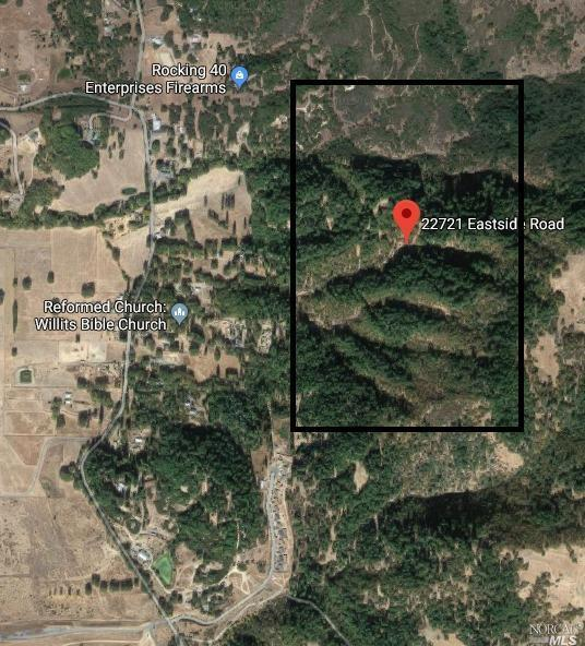 0 Eastside Road, Willits, CA 95490 (#21903037) :: RE/MAX GOLD