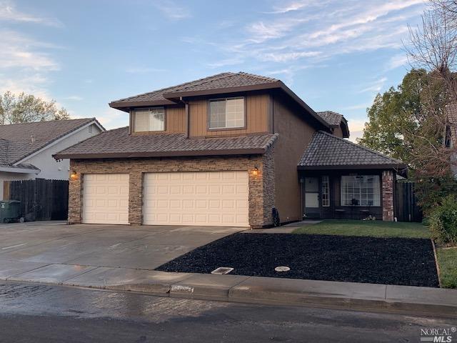 279 Sunridge Way, Vacaville, CA 95688 (#21903364) :: Rapisarda Real Estate