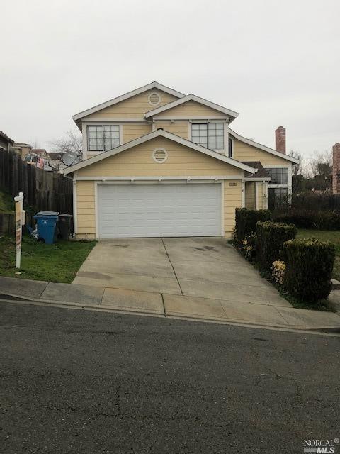 372 Seahorse Drive, Vallejo, CA 94591 (#21904374) :: Rapisarda Real Estate