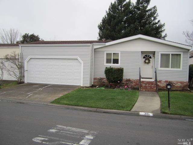 36 Falcon Crest Circle #36, Napa, CA 94558 (#21904689) :: Rapisarda Real Estate