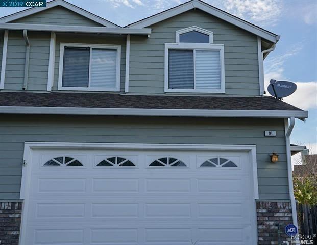 91 Del Sur Street, Vallejo, CA 94591 (#21904937) :: Perisson Real Estate, Inc.