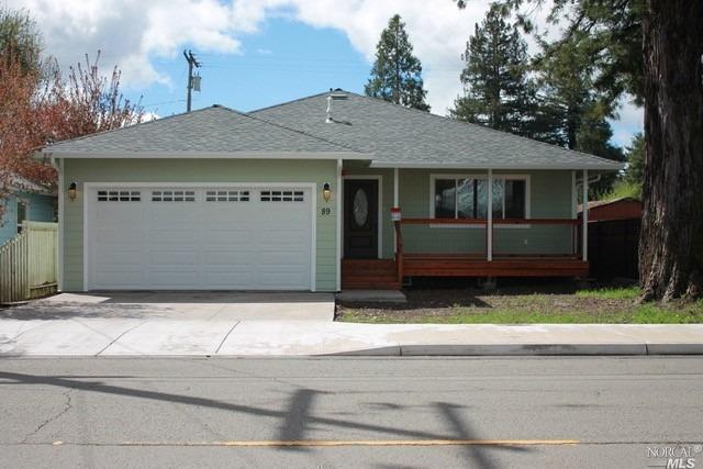 89 E San Francisco Avenue, Willits, CA 95490 (#21908363) :: Michael Hulsey & Associates
