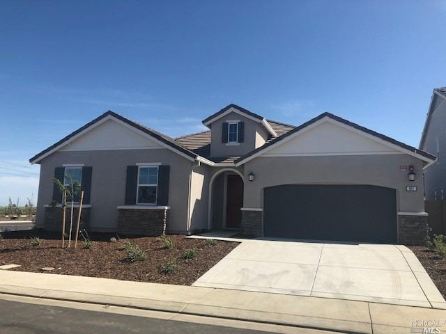 891 Daffodil Drive, Vacaville, CA 95687 (#21910857) :: Lisa Imhoff | Coldwell Banker Kappel Gateway Realty