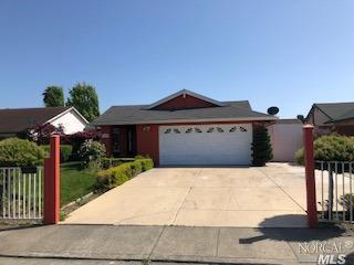 425 Meadows Drive, Vallejo, CA 94589 (#21912643) :: Intero Real Estate Services