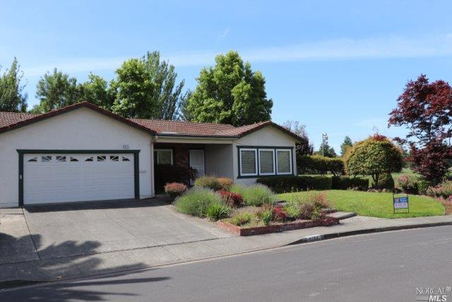 6070 Dolores Drive, Rohnert Park, CA 94928 (#21915409) :: Lisa Perotti | Zephyr Real Estate