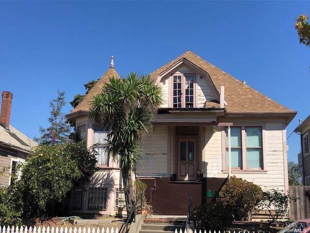 208 Kentucky Street, Vallejo, CA 94590 (#21921763) :: Rapisarda Real Estate