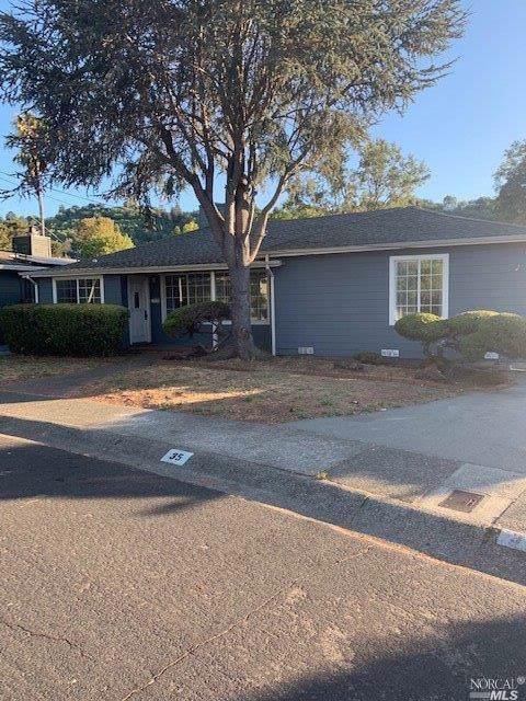 35 Dolores Street, San Rafael, CA 94901 (#21924510) :: W Real Estate | Luxury Team